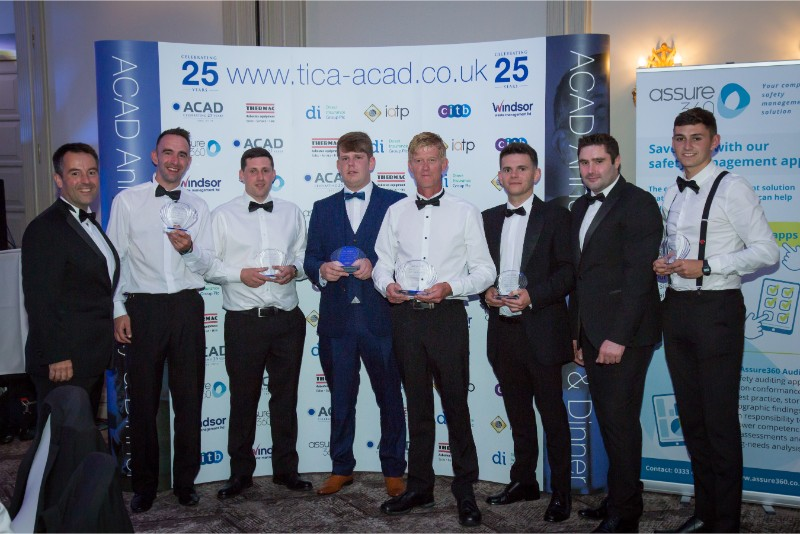 ACAD Apprentice of the Year 2019 – Nominees!