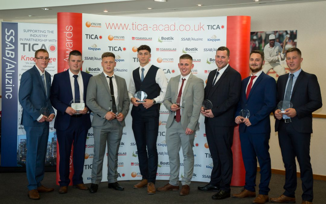 TICA Apprentice of the Year Finalists are Revealed