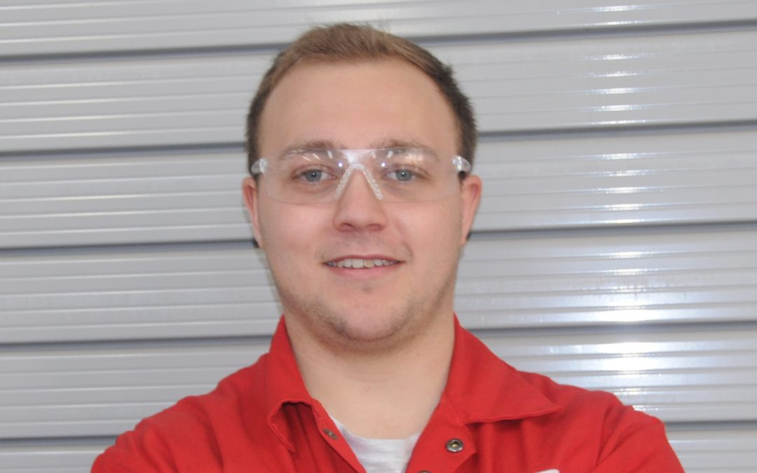 Meet TICA Apprentice of the Year Finalist – Aaron Doble