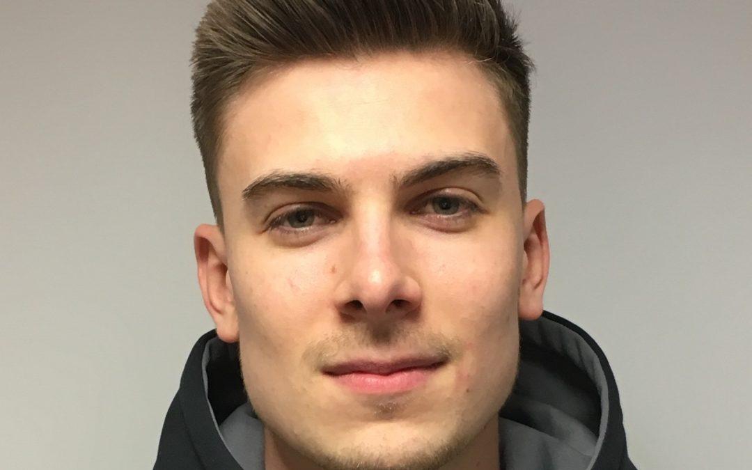 Meet TICA Apprentice of the Year Finalist – Jack Fitchett