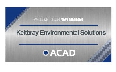 ACAD Welcomes Our Latest New Member, Keltbray Environmental Solutions